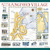 Strangford Information Sign