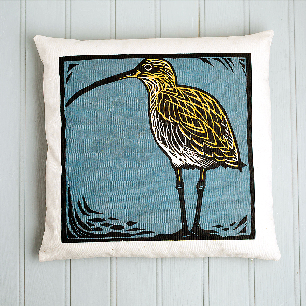 Curlew single cushion