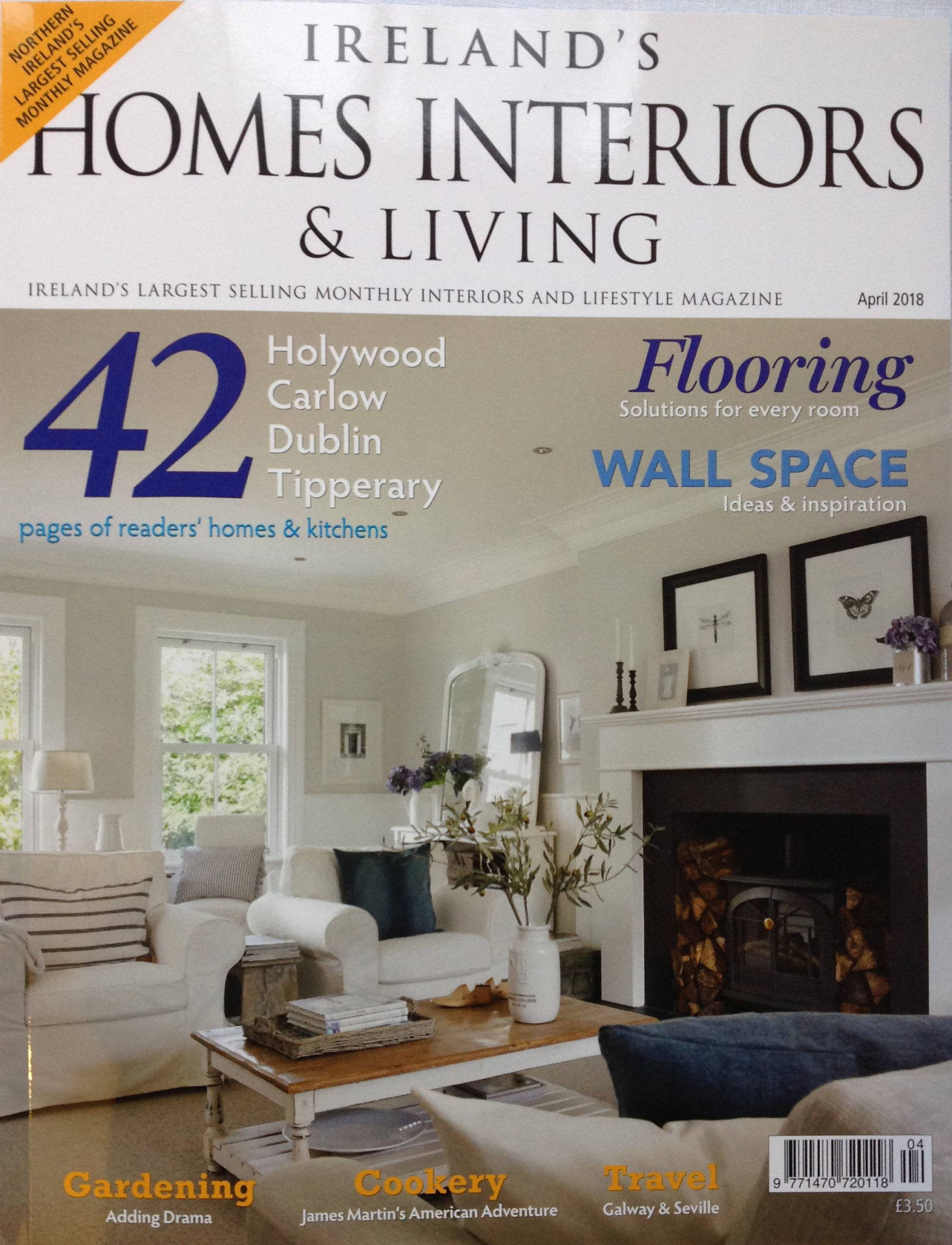 ireland s homes interiors living magazine curlew cottage design. Black Bedroom Furniture Sets. Home Design Ideas